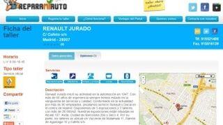 Reparamiauto.com, el nuevo buscador de talleres de confianza