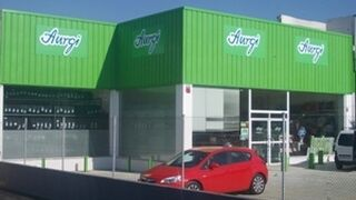 Nuevo autocentro Aurgi en Arganda del Rey (Madrid)