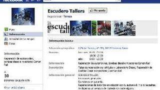 50 euros en efectivo por cambiar la luna en Escudero Tallers