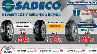 Nuevo catálogo de ofertas de Sadeco