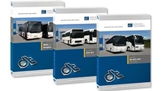 Nuevos catálogos de recambios DT para autobuses