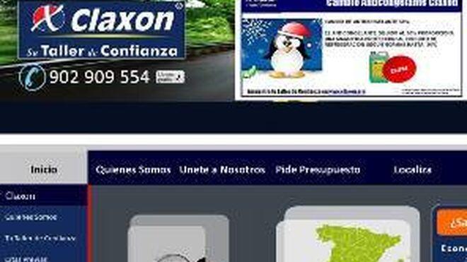 La web de Claxon permitirá la reserva online de neumáticos