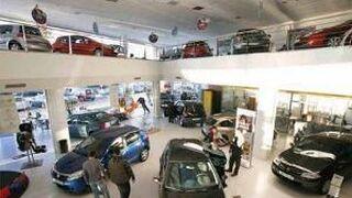 Las ventas de coches a particulares tocan fondo