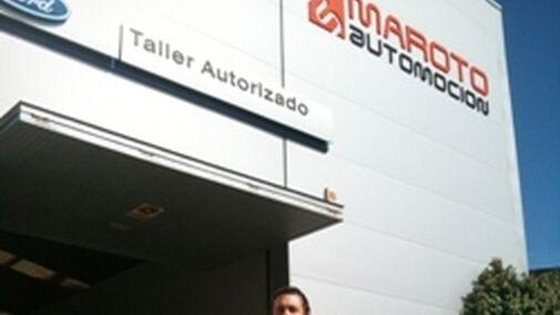 Maroto automoci n de cullera valencia gana el primer - Reparacion tv valencia ...