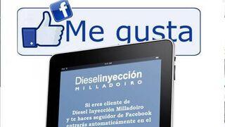 Diesel Inyección Milladoiro sortea un iPad