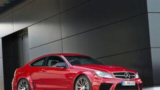 Dunlop equipará al C 63 AMG Coupé de Mercedes