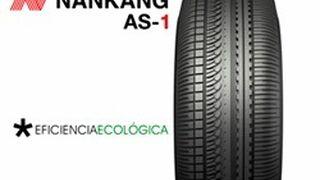 Nankang AS-1, el nuevo neumático ecológico