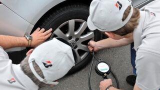 El 63% de los conductores, con baja presión en sus neumáticos