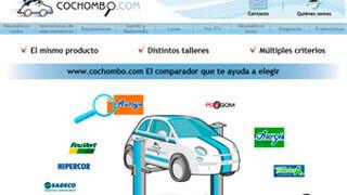 Cochombo, un comparador online de talleres al servicio del conductor