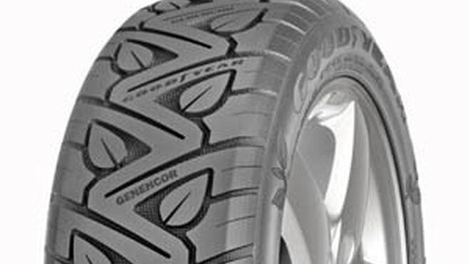 Goodyear y DuPont colaboran para crear neumáticos biológicos
