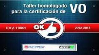Eurorepar Auto lanza el programa de certificación Actia VO Control