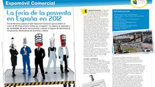Expomóvil Comercial: la feria de la posventa en España en 2012