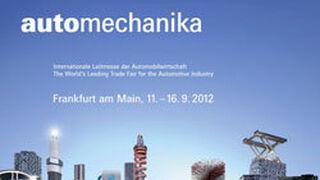 Una guía avanzará las novedades en V. I. de Automechanika Frankfurt