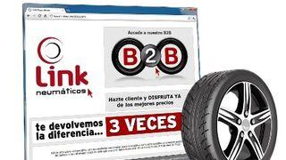 linkneumaticos.com, el mejor precio garantizado