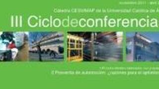 III Ciclo de Conferencias Cesvimap