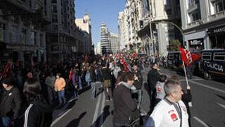 La huelga afectó al 7% de los talleres españoles
