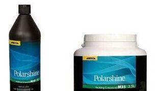 Polarshine M35, nueva pasta de pulido basto de Mirka