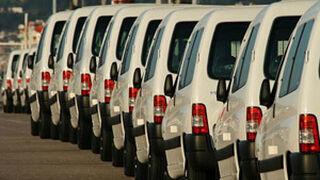 Desplome en las matriculaciones de vehículos comerciales en marzo