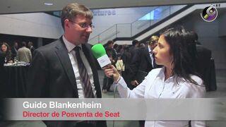 Entrevista a Guido Blankenheim, director de Posventa de Seat