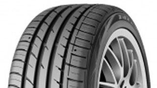 Falken ZIEX ZE914, el neumático deportivo de bajo consumo