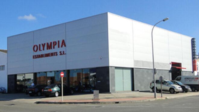 Olympia deja Gecorusa y entra en CGA