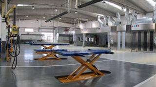 GSX, un taller de chapa y pintura de última generación
