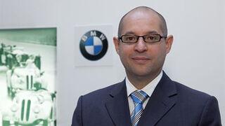 Juan Pablo Madrigal, director de Posventa de BMW en España