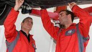 Toyota renueva la certificación ISO 14001 para su red