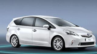 Toyota Prius+, el primer monovolumen híbrido de 7 plazas