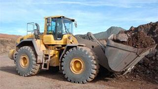 Más capacidad de carga con los neumáticos OTR de Goodyear