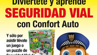 Educación vial y revisiones gratuitas en Confort Auto