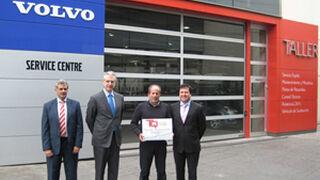 Cesvimap distingue con el TQ de plata al taller Empresa Carrión
