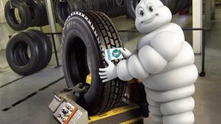 Las ventas de neumáticos de reemplazo de Michelin, en negativo
