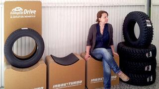 Ecological Drive equipa sus talleres con mobiliario reciclado