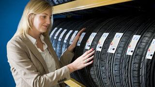Los neumáticos Goodyear, listos para la nueva etiqueta europea
