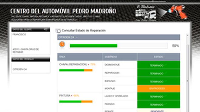 Pedro Madroño y CRC mejoran el servicio con aplicaciones online