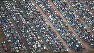 Los descuentos de los fabricantes de coches crecieron el 16% en 2011