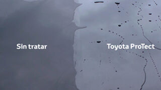Toyota ProTect, nueva gama protectora de carrocería y tejidos