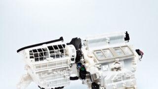 Denso desarrolla un sistema que regula la climatización por zonas