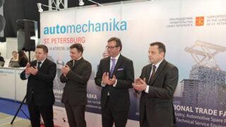 Más de 3.000 profesionales visitaron Automechanika San Petersburgo