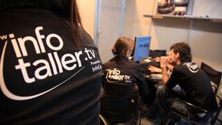 Infotaller.tv duplica sus visitas en el primer tercio de 2012