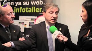 Entrevista a Manuel García Arenas, presidente de Cetraa