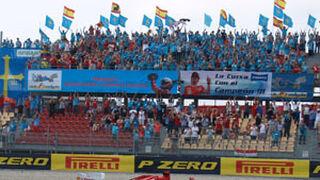Standox llevó a 200 de sus clientes a la F1