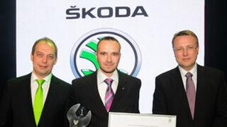 Skoda premia a los mejores departamentos de posventa