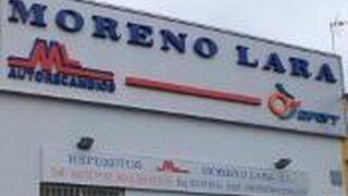 Moreno Lara estrena punto de venta en Vélez-Málaga