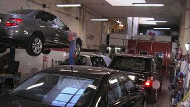 Un policía de Vigo, entre los presuntos asaltantes a un taller