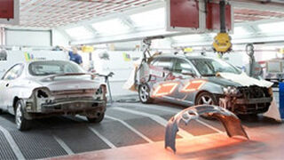 Las últimas lluvias llevan al taller al 15% más de coches en Madrid