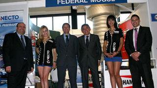 Federal Mogul participó en la feria Expo Autotalleres en Pamplona