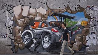 Taller AutoPalafolls organiza un concurso de grafitis