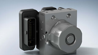 Bosch fabrica en serie el nuevo sistema ESP plus